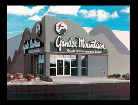 Gander Mountain Filed for Chapter 11, Closing 32 Stores.