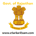 Rajasthan Prison Deptt. Jail Prahari Admit Card
