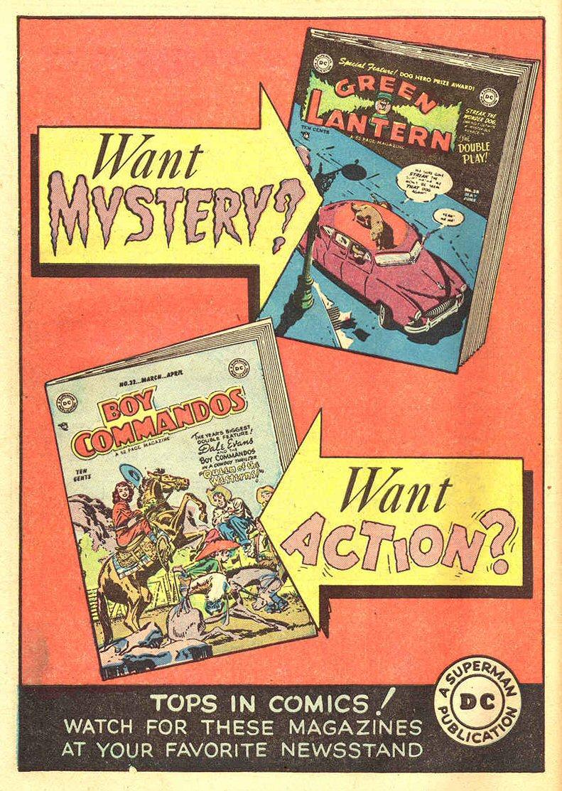 Read online All-Star Comics comic -  Issue #46 - 50