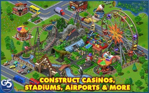 Game Virtual City Playground® Building Tycoon