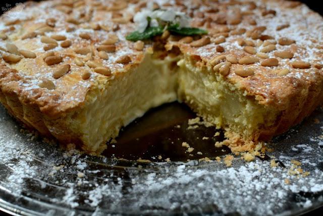 Cómo hacer Torta della Nonna