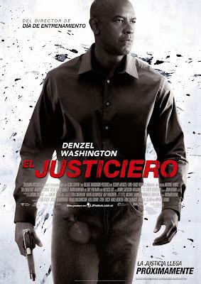 Resultado de imagen para The Equalizer poster