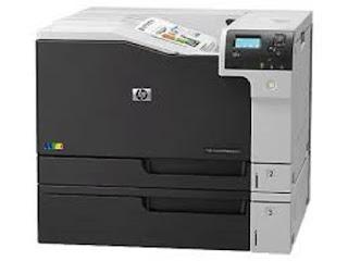 Picture HP Color LaserJet Enterprise M750dn Printer