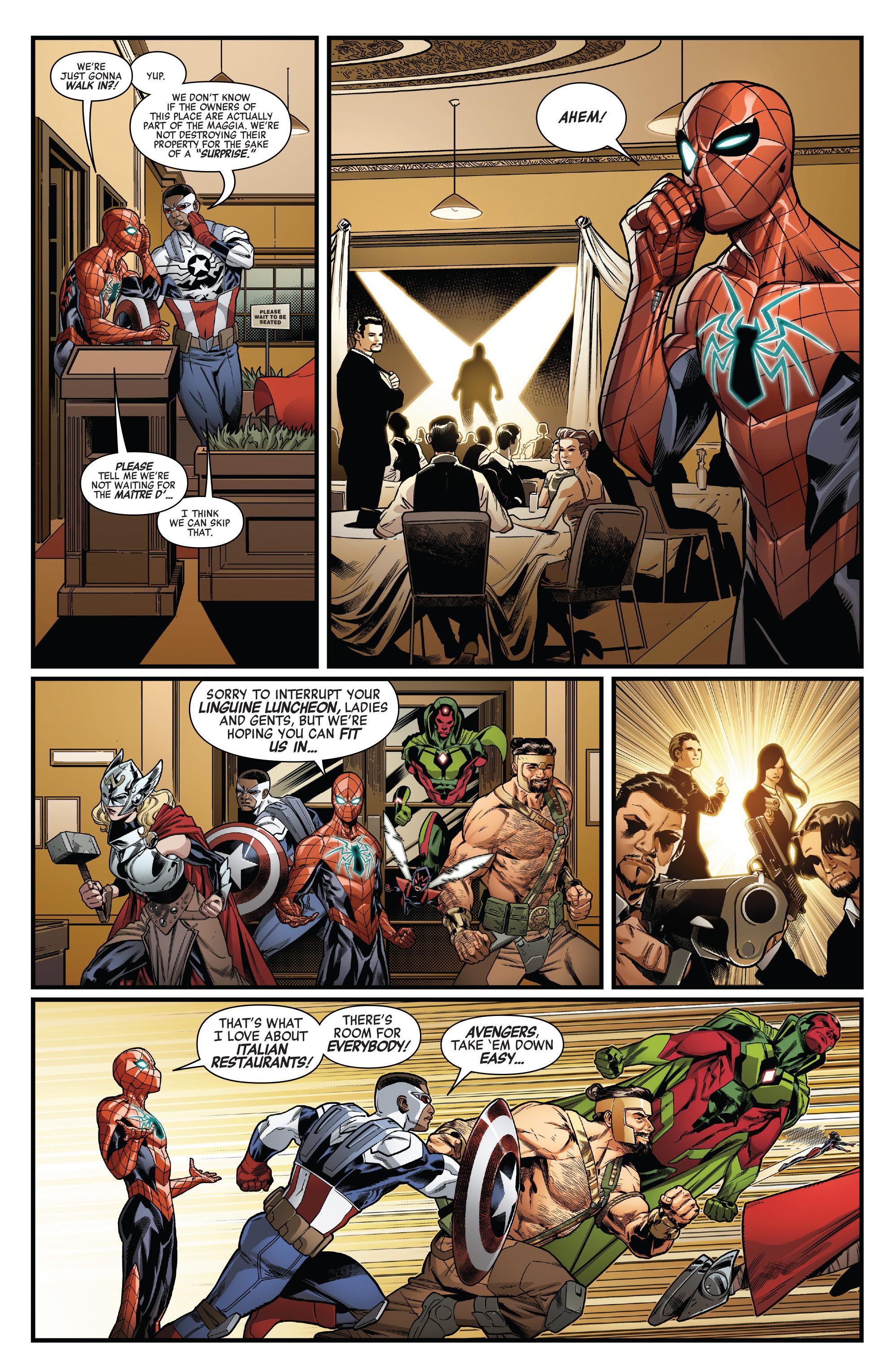 Read online Avengers (2016) comic -  Issue #1.MU - 8