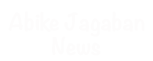 Abike Jagaban News