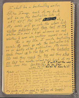 Octavia Butler, Encouraging Note, Book Scoop, Weekly Feature, InToriLex