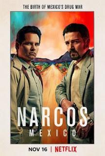 Narcos: México Temporada 1 WEBRip 1080p Latino