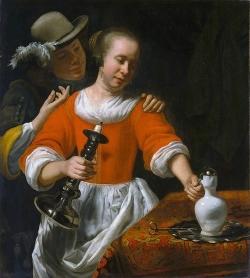 Подборка картин  «Он и она в живописи» - 2
