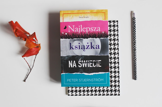Najlepsza książka na świecie - Peter Stjernström
