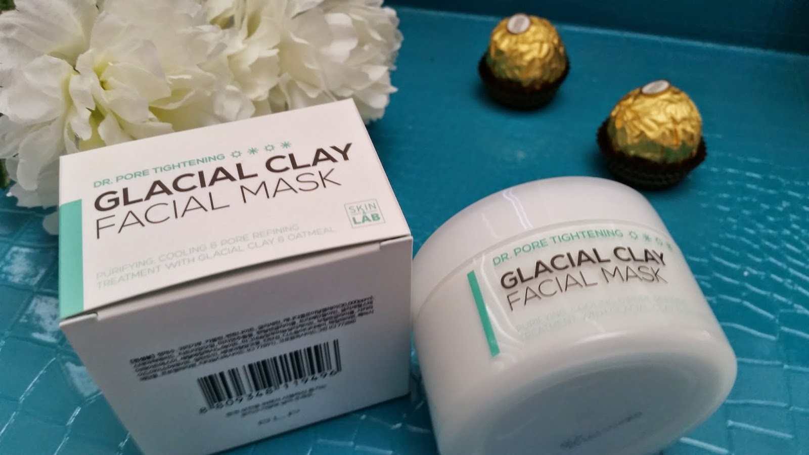 Skin&Lab Dr. Pore Tightening: Glacial Clay Facial Mask Review