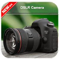 DSLR HD Camera : 4K HD Camera Ultra Blur Effect v5.1 Apk [Pro]