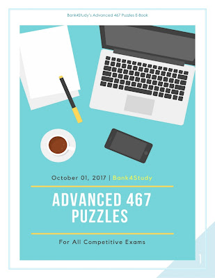 Advanced 467 Puzzles New Pattern