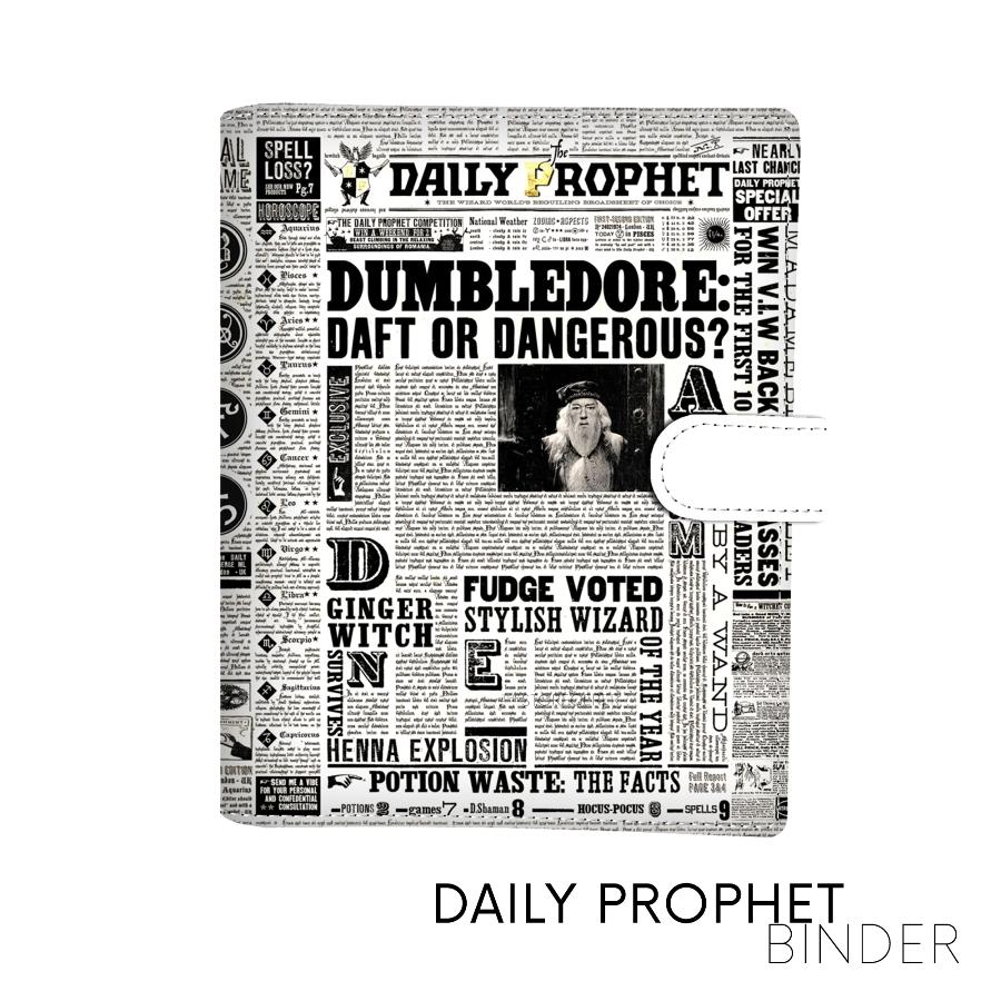 binder daily prophet