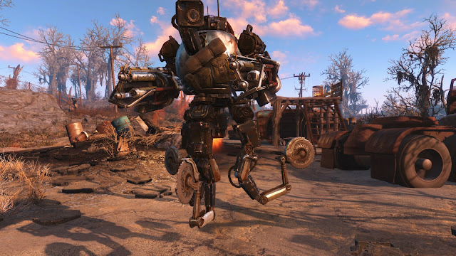 Review – Fallout 4, Automatron mr handy