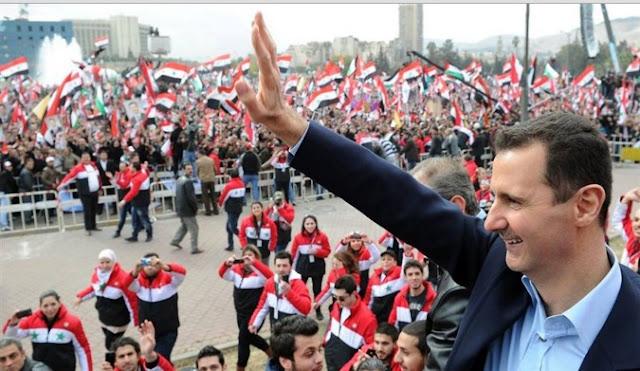 Turki Saat Ini Secara Terbuka Mendukung Assad di Suriah