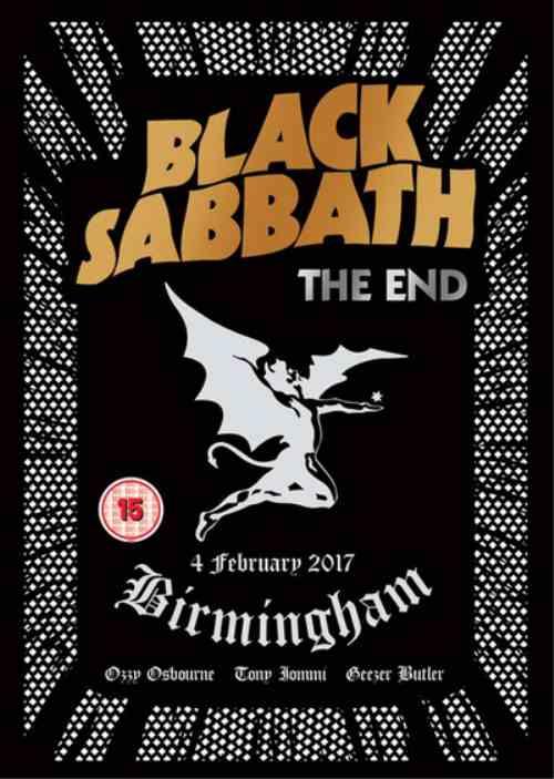 """BLACK SABBATH: Δείτε το """"N.I.B."""" απο το DVD """"The End"""""""