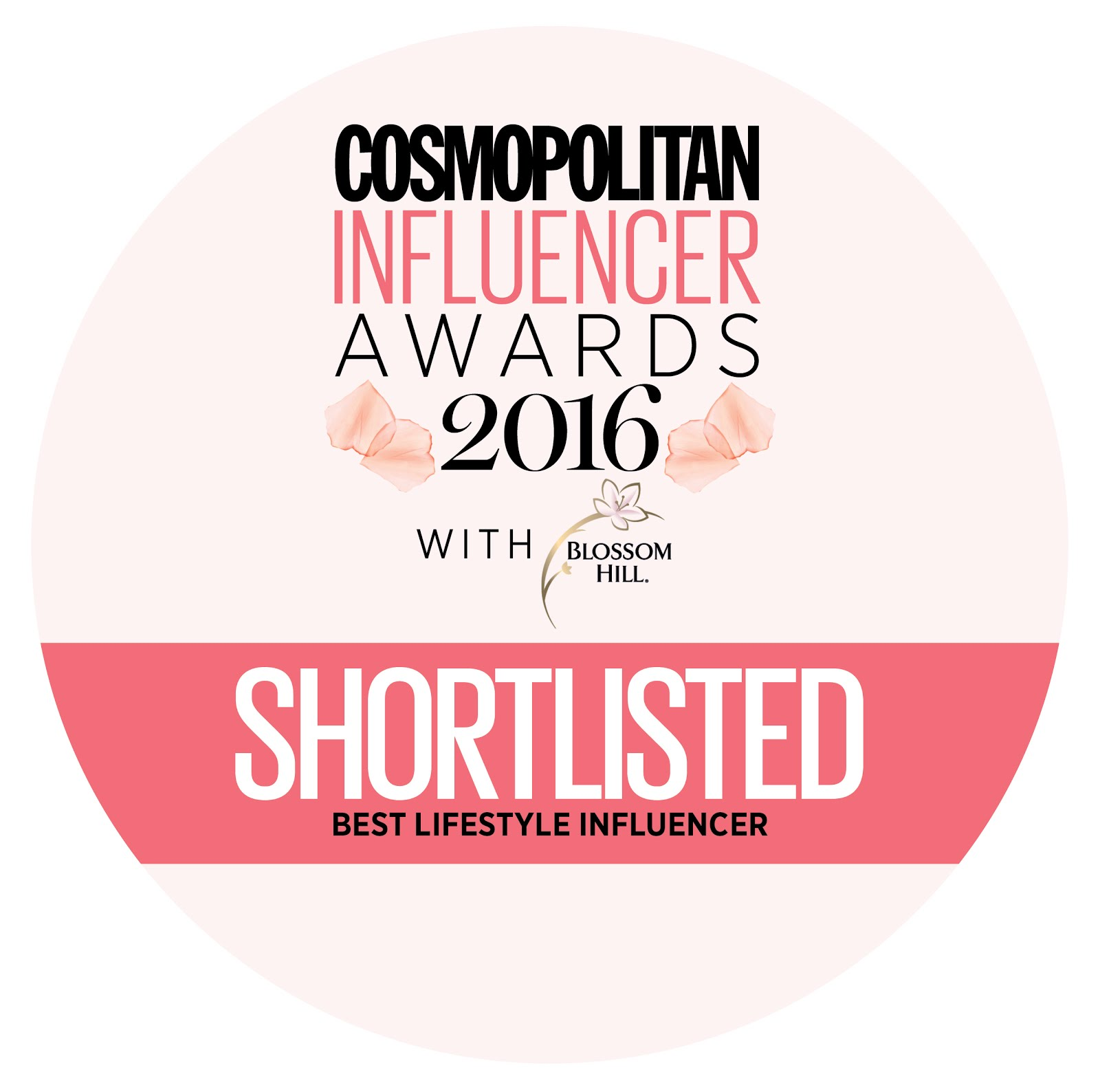 Cosmopolitan Influencer Awards