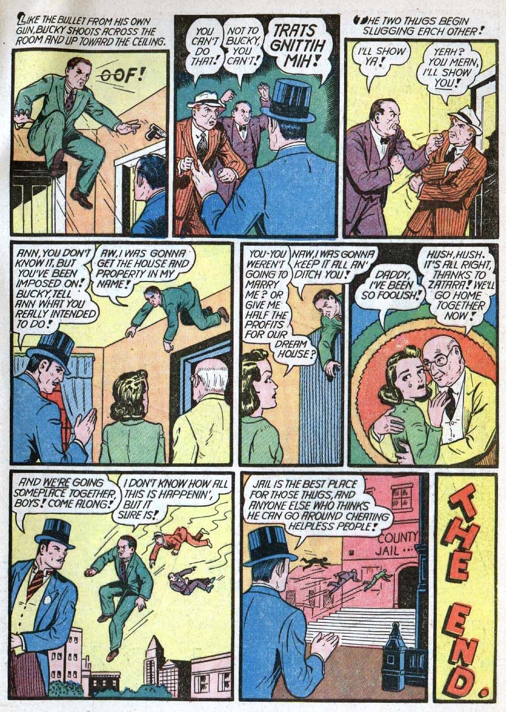 Read online Action Comics (1938) comic -  Issue #40 - 65