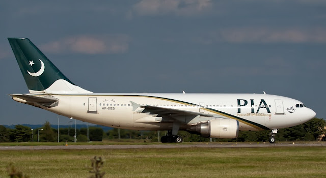 Um avião caiu nesta quarta-feira no Paquistão com 40 pessoas a bordo quando fazia o trajeto entre Chitral e Islamabad, informaram a Autoridade de Aviação Civil e várias fontes
