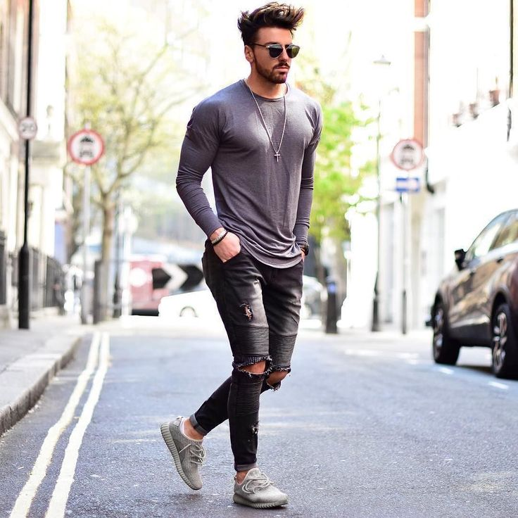 how to look good in clothes for guys