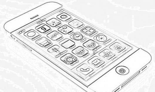 Marca apple iphone i pad ipo