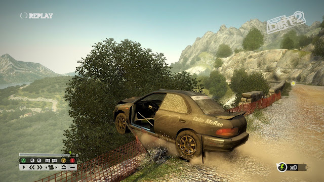 Colin McRae Dirt 2 PC Full Version Screenshot 1