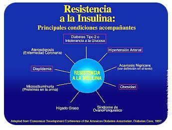 como bajar de peso con la insulina alta sintomas