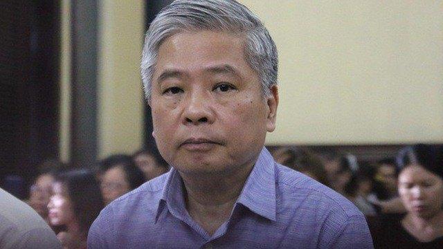 Cựu Phó thống đốc NHNN Đặng Thanh Bình