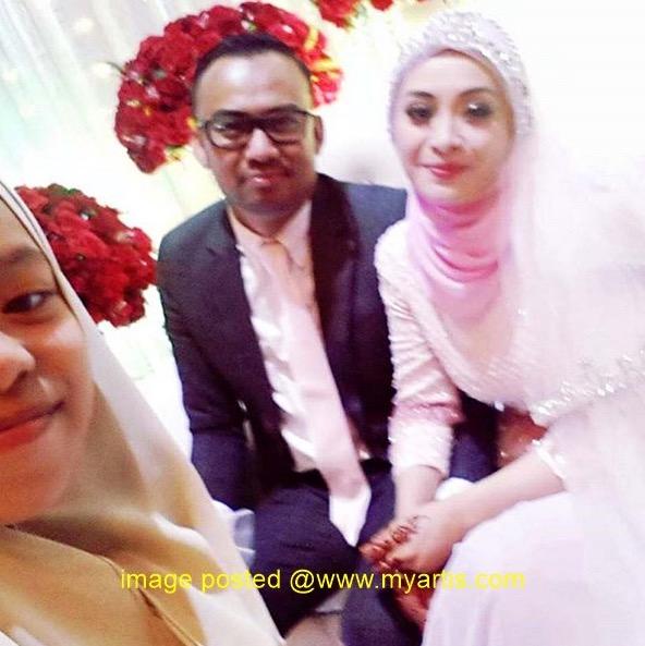 Perkahwinan Adira dan Dato Red di Sabah