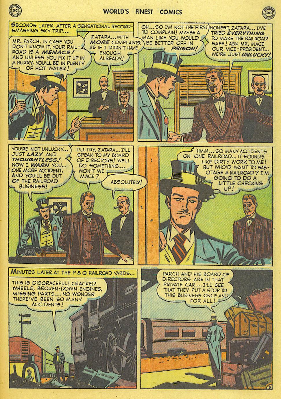 Read online World's Finest Comics comic -  Issue #49 - 54