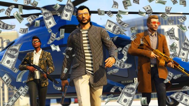 رسميا مبيعات لعبة GTA 5 تتجاوز حاجز 100 مليون نسخة عبر العالم و شركة Take 2 تتحدث عن لعبة RDR 2 ، إليكم التفاصيل ..