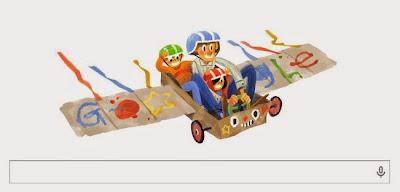 Google Doodle Hari ini: Merayakan Hari Ayah Nasional