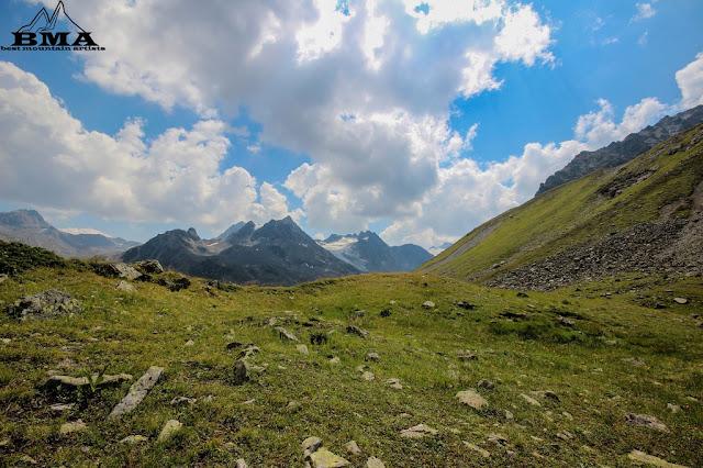 hüttentour Paznaun - Silvretta Tirol - Galtür