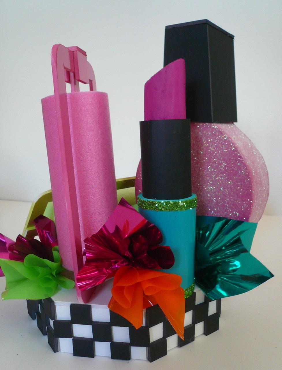 Spa Birthday Decorations