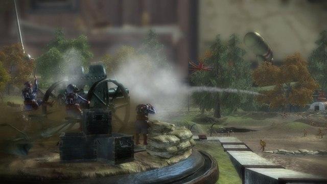 Toy Soldiers PC Full Español Skidrow Descargar 2012