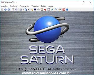 Emulador de Saturno Yabause 0.9.15