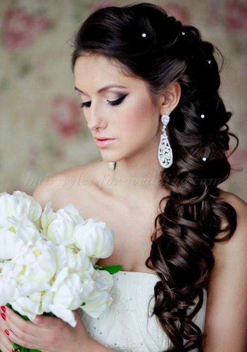 Boho Grecian Hairstyles Trend Wedding Bridal Ideas