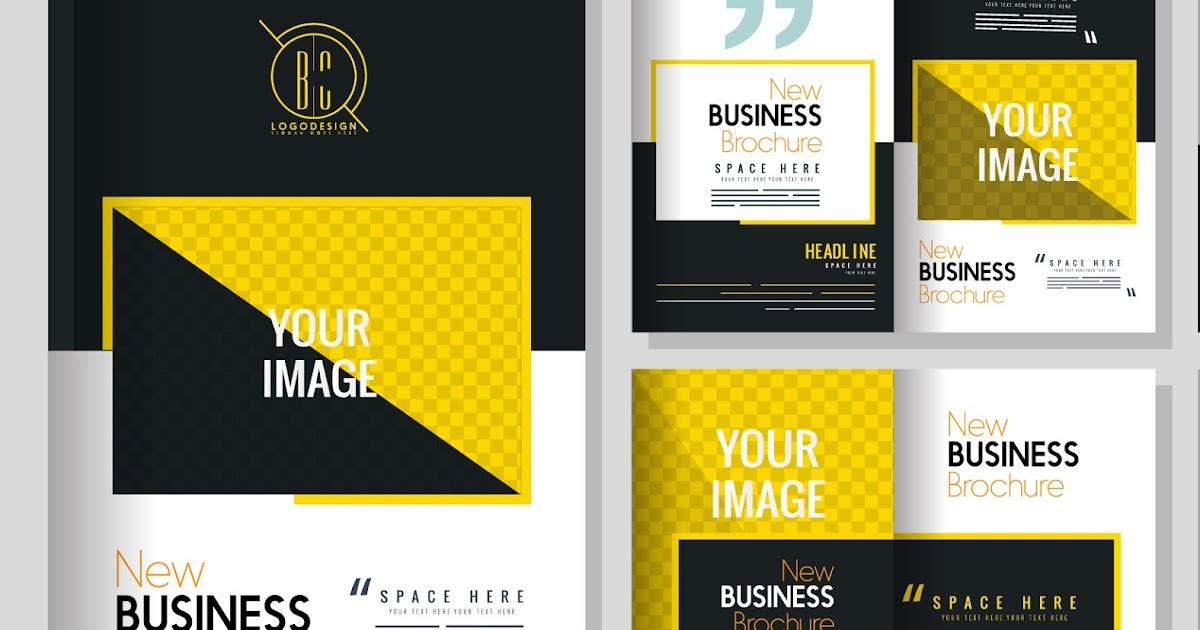 corporate brochure templates modern colorful elegant