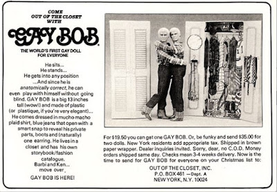 Come Out of the Closet With Gay Bob