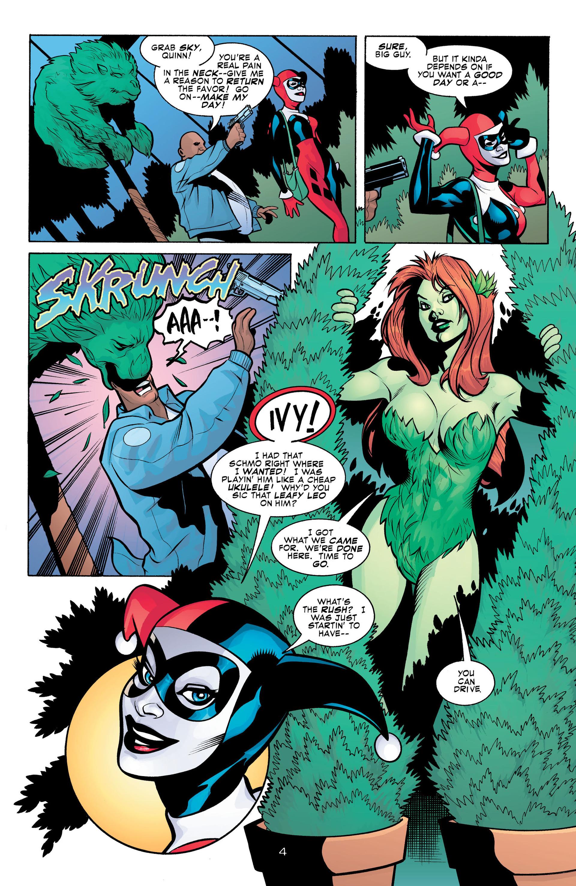 Harley Quinn (2000) Issue #15 #15 - English 5