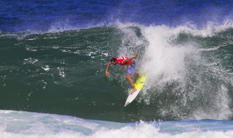 ASP Smorigo Billabong Rio Pro 2014 surf Joel Parkinson