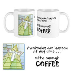 Awakening with coffee Mugs