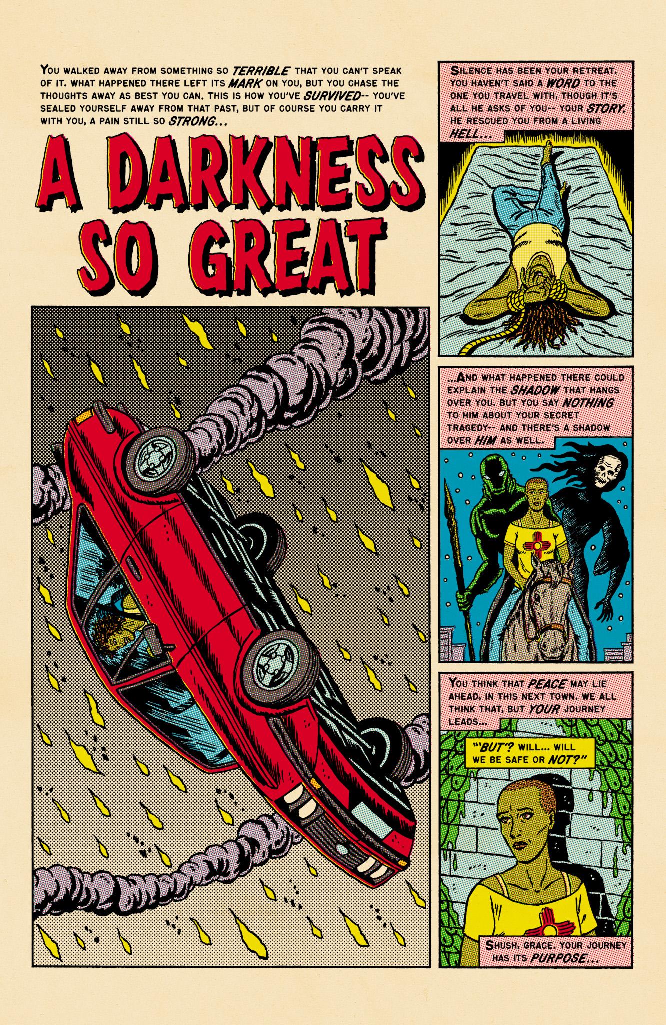 Read online Abe Sapien comic -  Issue #18 - 3