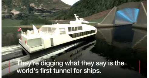 ship tunnels for the 21st century