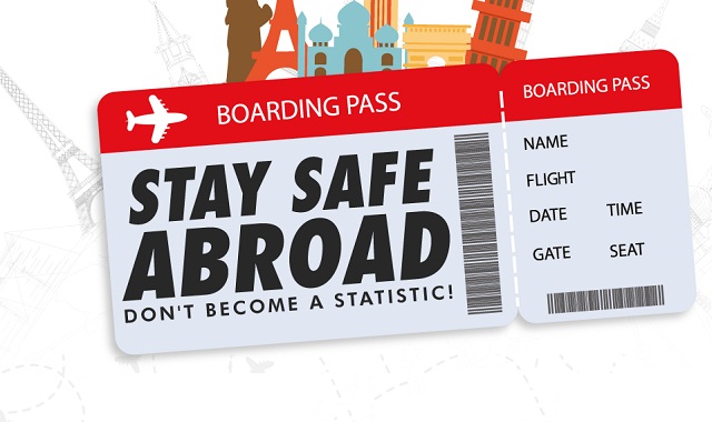 Staying Safe Abroad Don't Become a Statistic