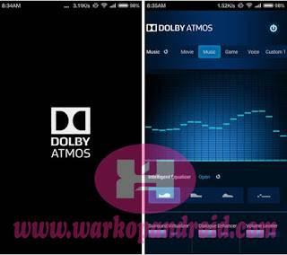 Cara Pasang/Install Dolby Atmos di Semua Perangkat Android