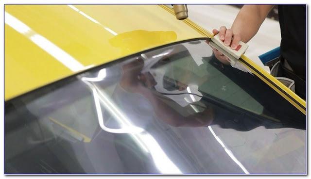 Car WINDOW TINT Scratch Repair Cost