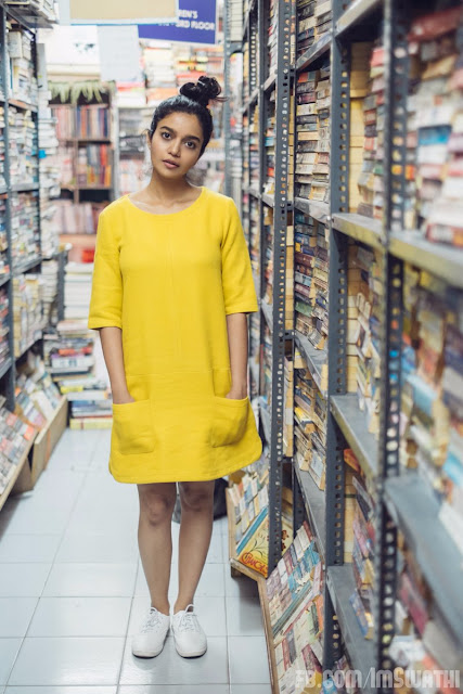 Swathi Reddy Latest Photoshoot pics