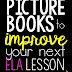Picture Books for Teaching Theme, Figurative Language, Kindness, Creativity, and Writing!
