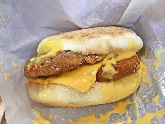海陸大雙拼漢堡